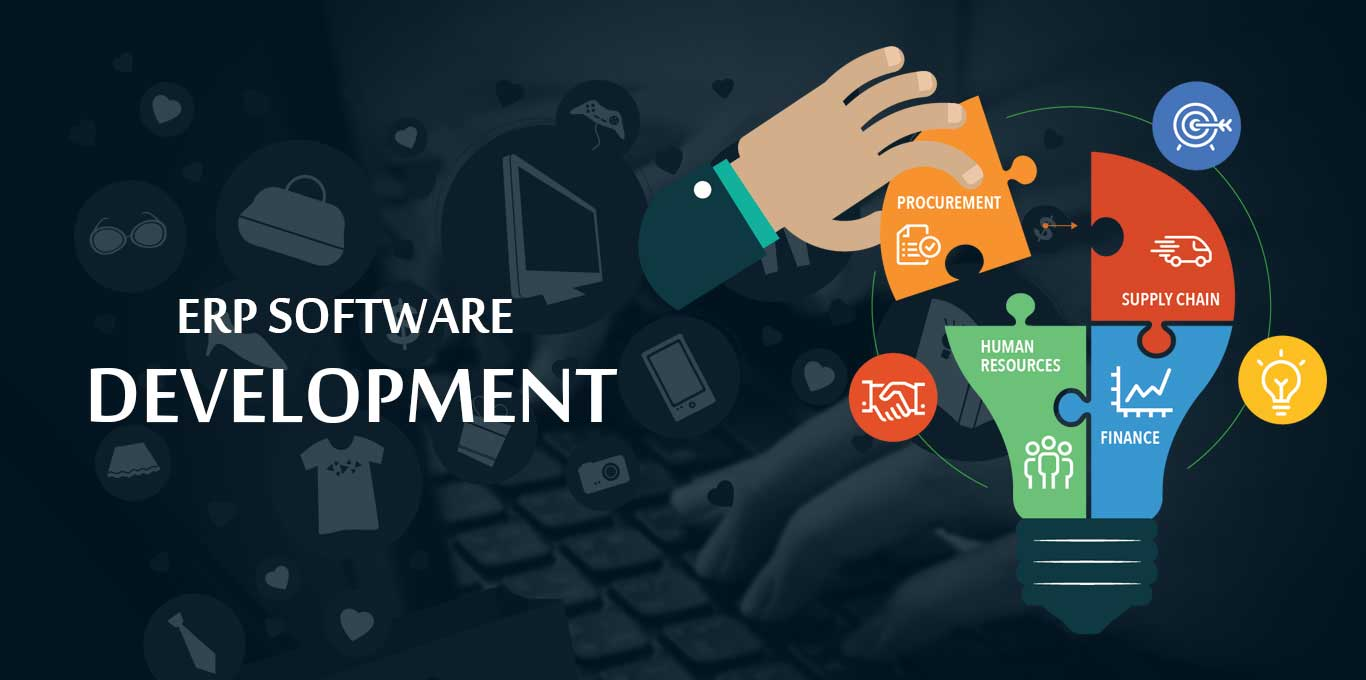 ERP Software Development - ExpandERP