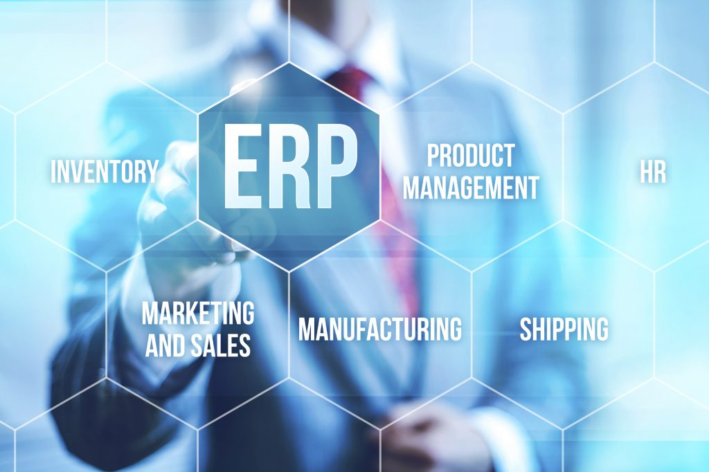 how to Help ERP Software for our business