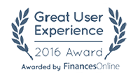 great user exprerience award
