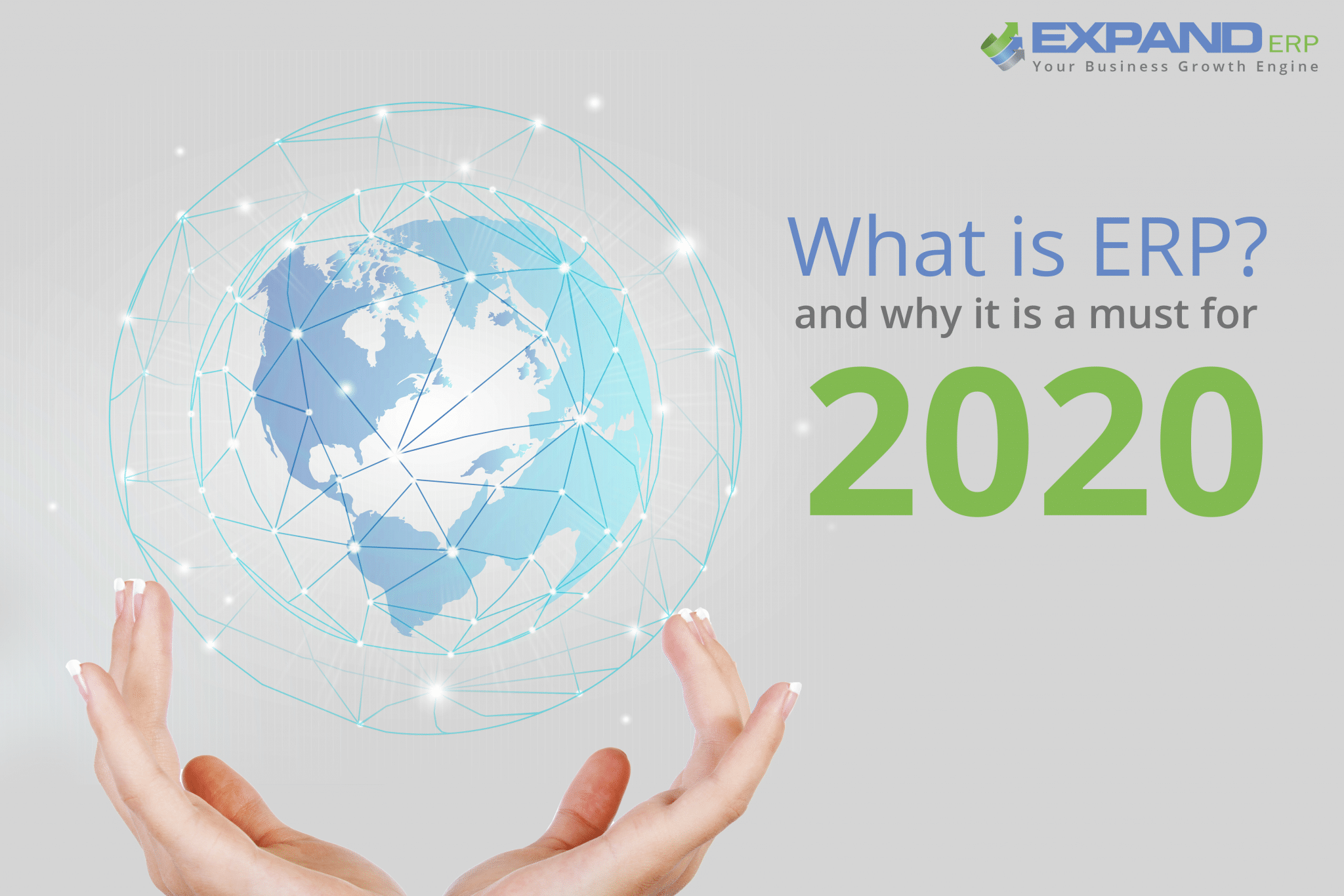 What is ERP and why it is a must for 2020?