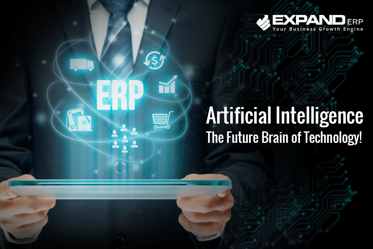 Artificial intelligence at Erp
