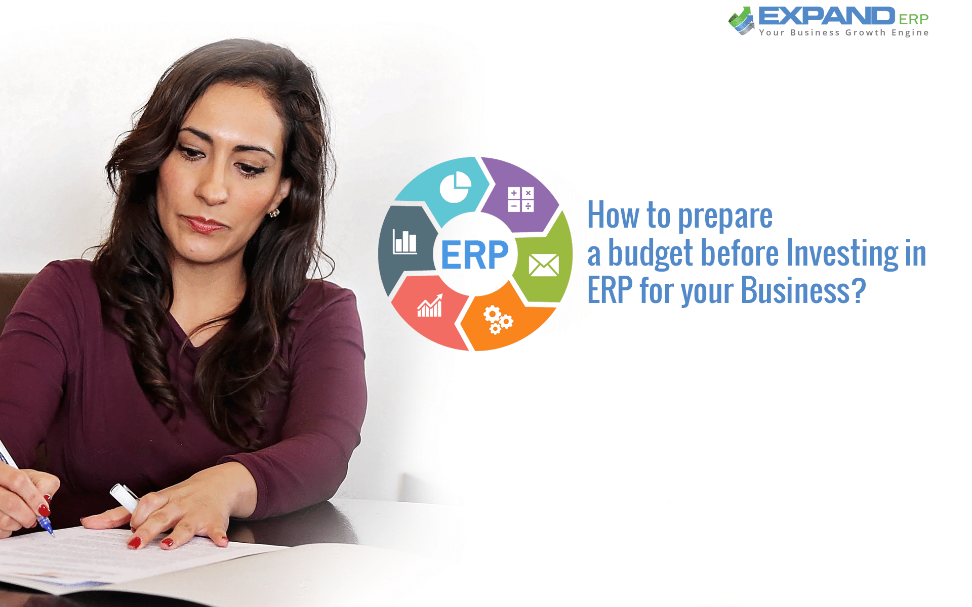 How to prepare a budget before investing in ERP for business