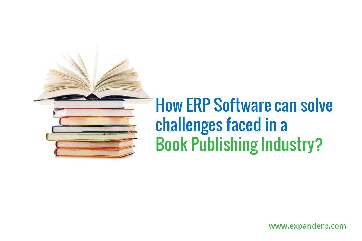 ERP Software for Book Industry