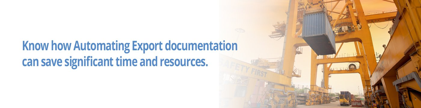 Automating Export documentation- ERP Software in Kolkata