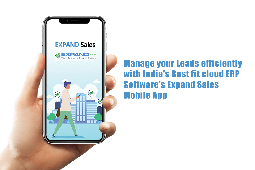 ERP Software's Expand Sales Mobile App