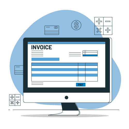 ERP software for Invoice